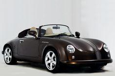 PGO Speedster II. Автомобили с ретро-дизайном, которые выпускаются в наши дни.