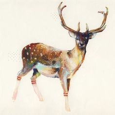 deer oh deer...by Charmaine Olivia
