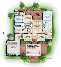 Emerald House Plan