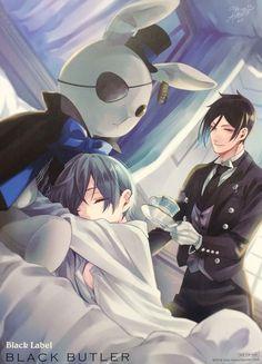 Black Butler Manga, Sebastian Black Butler, Black Butler Funny, Manga Anime, Fanarts Anime, Anime Art, Black Butler Wallpaper, Ciel Phantomhive, Black Butler Kuroshitsuji