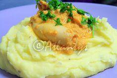 Terapia do Tacho: Lulas com molho de mostarda (Mustard sauce calamari)