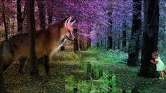 Lapsille - Lennetään mielikuvitusmaailmaan The Journey, Fairy Tales, Aquarium, Mindfulness, Cinema, Relax, Horses, Youtube, Animals