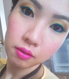 Gorgeous color combo : MuT member Geeko