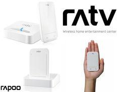 """Rapoo transforma uma HDTV """"burra"""" numa Smart TV"""
