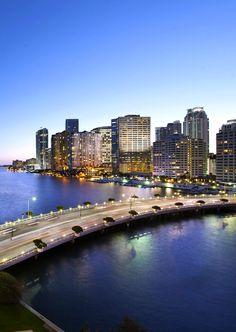 Miami's other half #JetsetterCurator #skylines