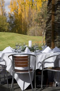 Edgewater Lake Wanaka has a dedicated wedding coordinator on site. Contact Sarah at events@edgewater.co.nz http://www.edgewater.co.nz/resort/weddings/