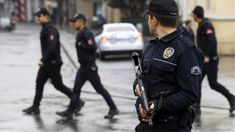 """President Tayyip Erdogan said on Monday Turkey would use all its military and intelligence might to battle """"one of the biggest and bloodiest terrorist waves in its history"""", after a suicide bomber killed three Israelis and an Iranian in Istanbul. White Overalls, Egypt Today, Turkey Hunting, Herschel Heritage Backpack, A Team, Sling Backpack, Canada Goose Jackets, Istanbul, Under Armour"""