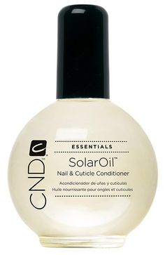 SolarOil nail and cuticle conditioner by CND. Infused with jojoba oil and vitamin E........New favorite nail product!