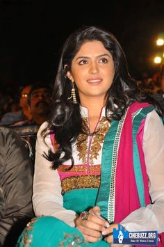 Deeksha Seth at Nippu Audio Launch