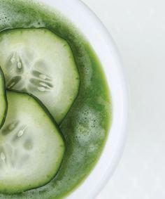 Green Refresher Detox Slush
