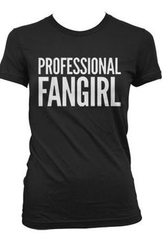 Professional Fangirl - Tyler Oakley - Official Online Store on District LinesDistrict Lines