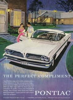 Pontiac: The Perfect Compliment #CarCredit #YouAreApproved www.carcredittampa.com