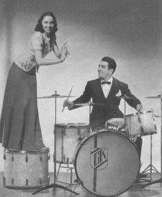 Anita O'Day & Gene Krupa