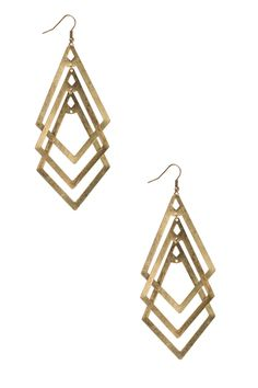 Dressing Your Truth - Type 3 Captivate Me Earrings