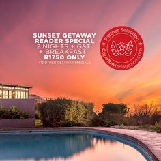 Cape Town's unique and best accommodation specials. From special five star to superb backpackers. Discover something you didn't want to miss. Sounds Like, Heaven, Sunset, Luxury, Night, Friends, Link, Beach, Water