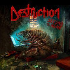 <br />Destruction / Rage - The Devil Strikes Again / Second to None 2016 split CD