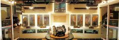 Organ Stop Pizza -- so-so pizza, loud & quirky organ entertainment, very kid approved/friendly.