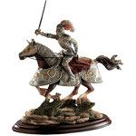 <strong>Medieval Knight Figurine</strong> by Design Toscano