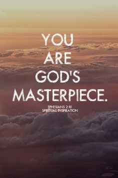 And were made by GOD! The one true King!! He has made you the way you are, so love it and embrace it!!!