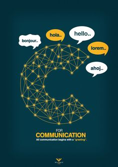 C for communication. by Waterboy1992.deviantart.com