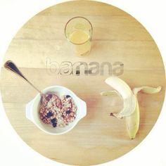 Healthy Breakfast #Organic #Barnana