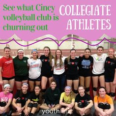 Learn about Elevation Volleyball Club in Cincinnati, OH and how they're players are some of the best: https://www.youthletic.com/cincinnati-oh/articles/elevation-volleyball-a-cincinnati-club-churning-out-collegiate-athletes/?utm_source=pinterest&utm_medium=referral&utm_campaign=organic
