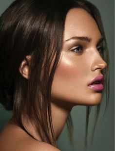 Dewy sunkissed complexion