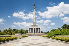 Slavin Savaş Anıtı Bratislava