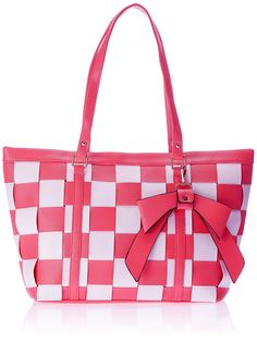 Cherokee White And Pink Colored Women's Stylish Handbag @ Rs.899