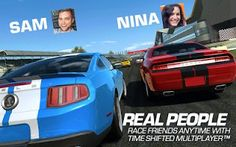 Real Racing 3 2.2.0 MOD Apk  Data (Unlimited Money)  Android Games  Real Racing 3 is an award-winning franchise that sets a new standard for mobile racing games  it really must be experienced to be believed.Real Racing 3 features a continuously expanding roster of officially licensed tracks a 22-car grid and over 70 meticulously detailed cars from makers like Ferrari Porsche Lamborghini Mercedes-Benz Bugatti and Audi. Plus social leaderboards Time Trials Ghost Challenges and innovative Time…