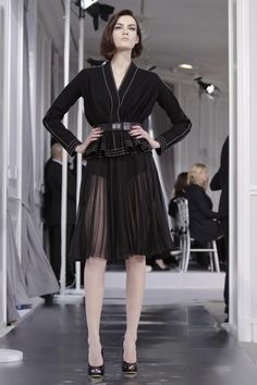 Christian Dior Couture Spring Summer 2012 Paris