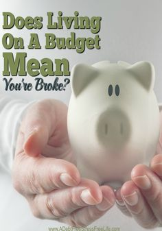 Some great food for thought here!  Living on a budget for me means peace of mind, not something terrible and restricting!  Sound and sage advice from someone who's been there! I love the final lesson.