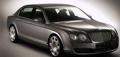 The Spirit of Bentley motors