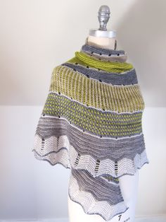 Several of us at the store have now completed the knitting of our Stephen West Mystery KAL Exploration Station Shawls but I think we've all been at different stages of finishing for the last …