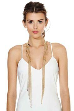 Almas Collar Necklace
