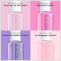 A Bride On A Budget: Essies 2013 Bridal Collection