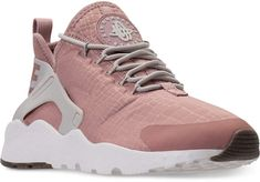 Nike Women s Air Huarache Run Ultra Running Sneakers from Finish Line  Running Sneakers 5b7b69a7d