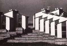 Çorum Binevler Konut Sitesi, 1970'ler<br ></a> SALT Araştırma, Altuğ-Behruz Çinici Arşivi
