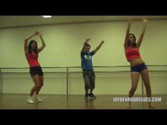 Hip Hop - Rude Boy (Dance)