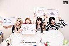 Resultado de imagen para 2NE1 - DO YOU LOVE ME