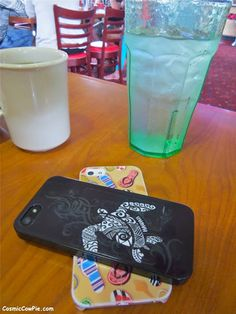 Do you have Social Media Syndrome™?  Could you eat out without picking up the phone?    Play this game...... the first person that picks up the phone pays for the entire table.