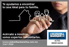 Te ayudamos a encontrar la casa ideal para tu familia