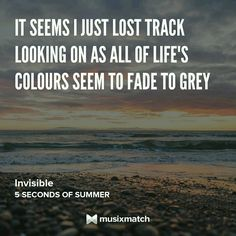 Music quotes, 5 seconds of summer