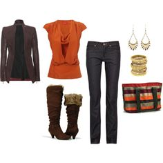 """""""Fall casual"""" by maggiebags on Polyvore  #maggiebags #eco-fashion #fall"""
