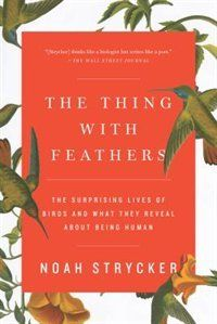 An entertaining and profound look at the lives of birds, illuminating their surprising world—and deep connection with humanity. The Thing With Feathers: The Surprising Lives Of Birds And What They Reveal About Being Human by Noah Strycker #TheGeek
