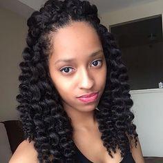 ... Hair! on Pinterest Marley Hair, Crochet Braids and Marley Twists
