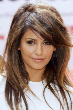 caramel highlights for brown hair - Google Search