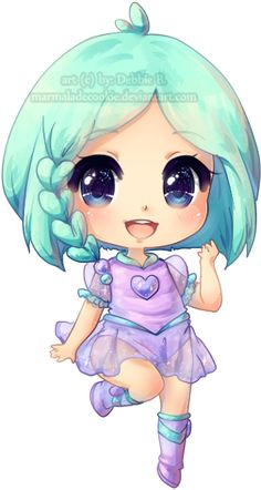 Chibi Lumia by Marmaladecookie Cute Anime Chibi, Kawaii Chibi, Cute Anime Pics, Kawaii Art, Kawaii Anime, Chibi Girl Drawings, Cute Kawaii Drawings, Chibi Characters, Cute Characters