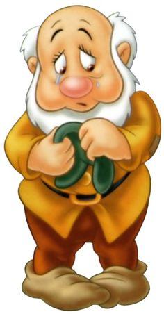 Bashful ~ Snow White and the Seven Dwarfs Walt Disney animation movie Arte Disney, Disney Love, Disney Magic, Disney Pixar, Images Disney, Disney Pictures, Snow White Dwarfs, Disney Clipart, 7 Dwarfs