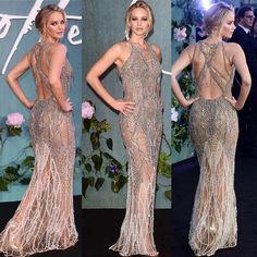 Jennifer Lawrence: nunca vi TÃO bonita. Pode encerrar 2017 que pra mim é o #lookdoano #jlaw